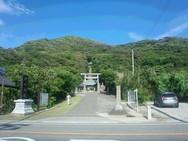 夏の洲崎神社